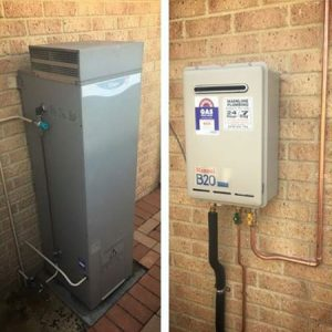 Hot Water by Mainline Plumbing and Cheap Hot Water and Gas Dunsborough